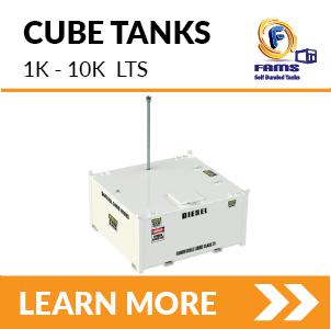 Cube Storage Tank